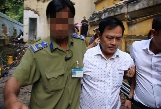 Thi hành án phạt tù ông Nguyễn Hữu Linh - Ảnh 1.