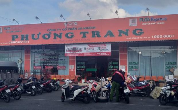 Nguyên nhân tử vong của người đàn ông tại nhà chờ xe khách Phương Trang - Ảnh 1.