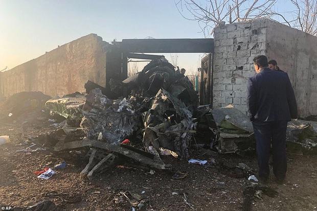 Rơi máy bay Boeing 737 ở Tehran: Toàn bộ hành khách tử nạn, phần lớn là công dân Iran - Ảnh 2.
