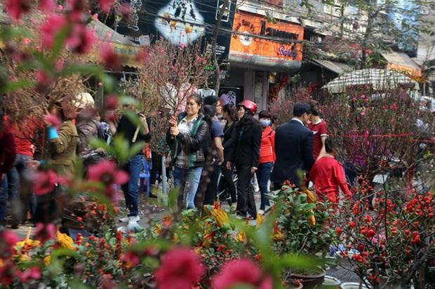 Từ ngày mai 9/1, Hà Nội cấm đường 16 ngày một loạt tuyến phố - Ảnh 1.