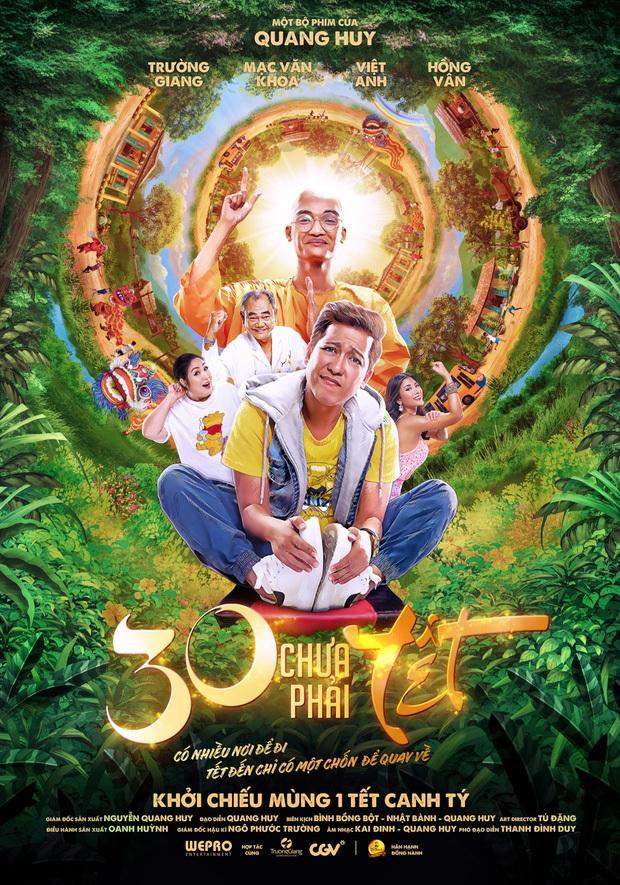 Đại chiến phim Việt mùa Tết: Hai danh hài Trường Giang - Thu Trang bất ngờ cùng rẽ lối, nhìn đâu cũng thấy tâm linh - Ảnh 3.