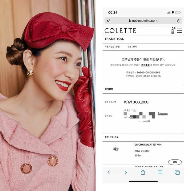 Yeri (Red Velvet) ra son riêng: Vỏ son đậm chất vintage sang chảnh, bảng màu đẹp mê ly, xịn nhất là màu chocolate nhìn chỉ muốn cắn - Ảnh 11.