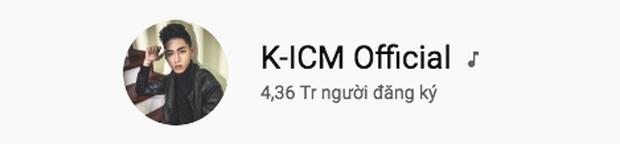 Khuyên fan hủy đăng ký nhưng kênh Youtube ViruSs vẫn tăng chóng mặt hơn nửa triệu sub, K-ICM thì hoàn toàn ngược lại! - Ảnh 4.