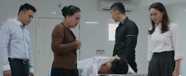 Hoa Hồng Trên Ngực Trái tập 45 vô lí đến hú hồn: Thái phải chết để được hiến tim cứu con, đây là phim kinh dị à? - Ảnh 7.