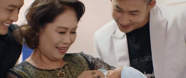 Preview Hoa Hồng Trên Ngực Trái tập cuối: San sinh con nhưng đứa bé lại giống Thái, mỏ thần đầu thai hay sao vậy? - Ảnh 2.