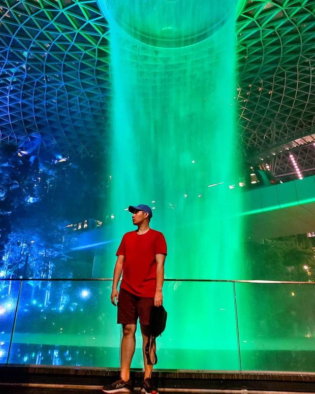 HOT: Thác nước trong nhà lớn nhất thế giới ở Singapore thông báo đóng cửa bảo trì, ai đến đây dịp này đành lỡ hẹn góc sống ảo nổi tiếng - Ảnh 12.