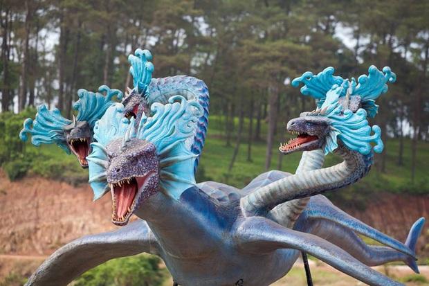 Lót dép hóng công viên King Kong - khủng long siêu to khổng lồ sắp khai trương tại Hạ Long - Ảnh 6.