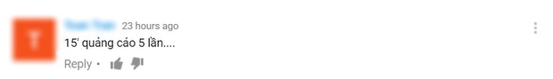 Web drama Bố Già của Trấn Thành bị dân tình phàn nàn vì 15 phút quảng cáo 5 lần - Ảnh 4.
