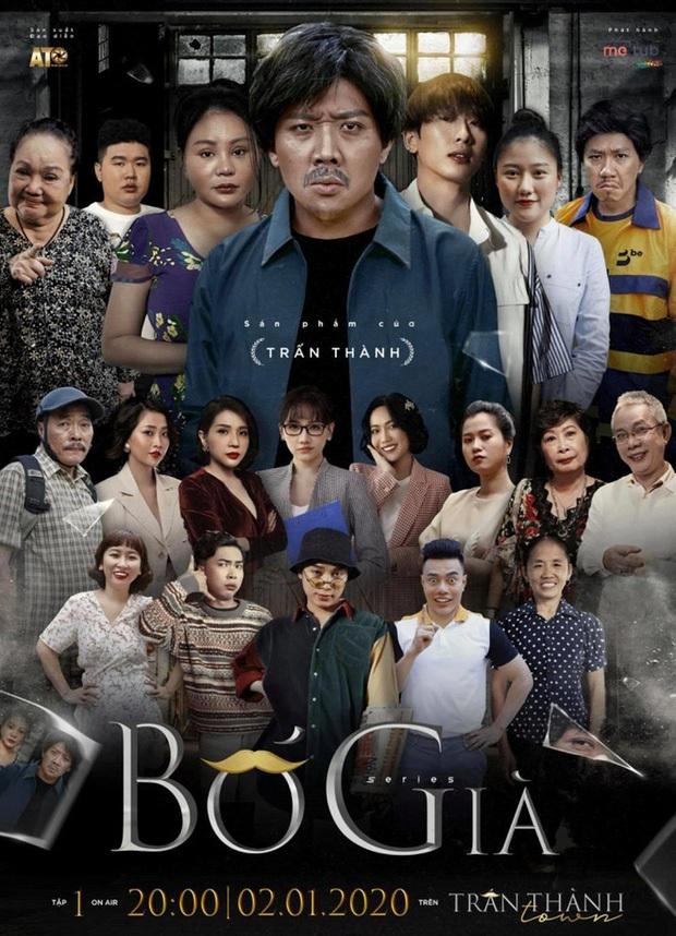 Web drama Bố Già của Trấn Thành bị dân tình phàn nàn vì 15 phút quảng cáo 5 lần - Ảnh 1.