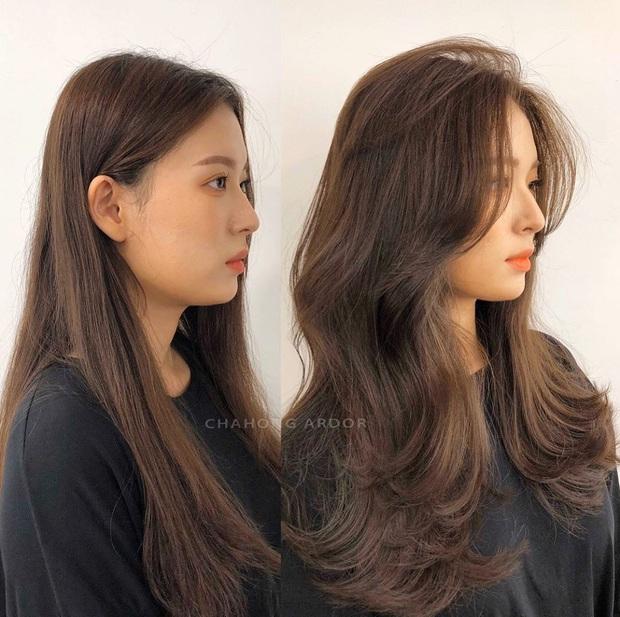 12 màn độ tóc xoăn bồng bềnh đẹp đỉnh cao bạn nên mang ngay ra tiệm làm mẫu để biến hình Tết này - Ảnh 1.