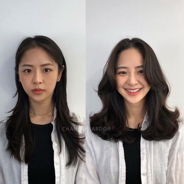 12 màn độ tóc xoăn bồng bềnh đẹp đỉnh cao bạn nên mang ngay ra tiệm làm mẫu để biến hình Tết này - Ảnh 11.