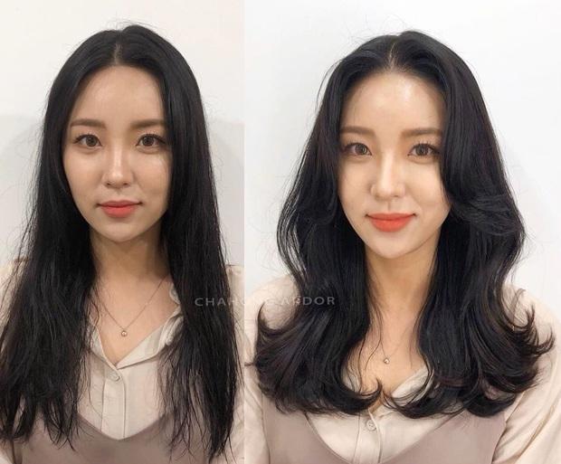12 màn độ tóc xoăn bồng bềnh đẹp đỉnh cao bạn nên mang ngay ra tiệm làm mẫu để biến hình Tết này - Ảnh 10.