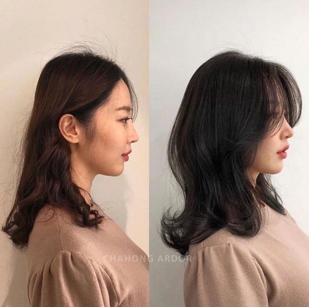 12 màn độ tóc xoăn bồng bềnh đẹp đỉnh cao bạn nên mang ngay ra tiệm làm mẫu để biến hình Tết này - Ảnh 9.