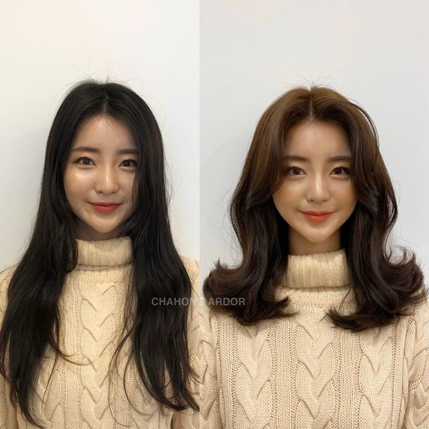 12 màn độ tóc xoăn bồng bềnh đẹp đỉnh cao bạn nên mang ngay ra tiệm làm mẫu để biến hình Tết này - Ảnh 8.