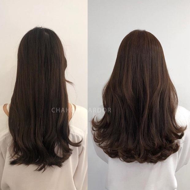 12 màn độ tóc xoăn bồng bềnh đẹp đỉnh cao bạn nên mang ngay ra tiệm làm mẫu để biến hình Tết này - Ảnh 3.