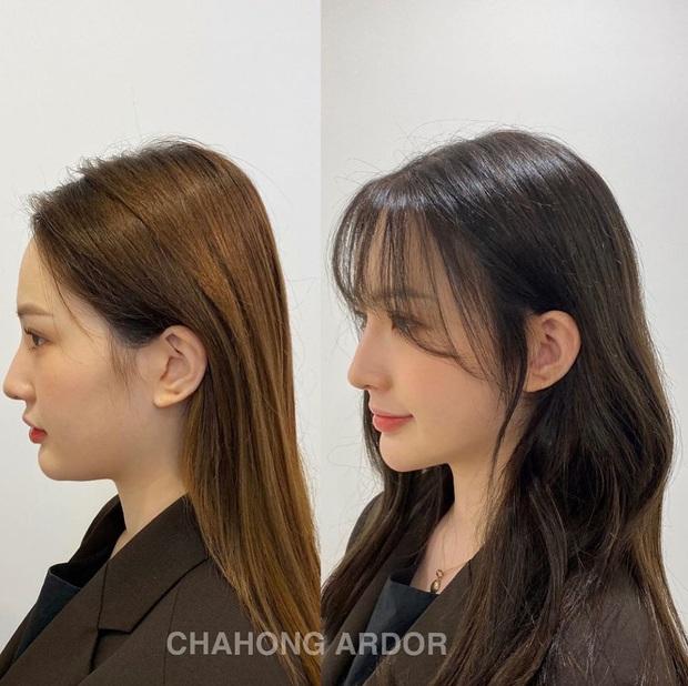 12 màn độ tóc xoăn bồng bềnh đẹp đỉnh cao bạn nên mang ngay ra tiệm làm mẫu để biến hình Tết này - Ảnh 7.