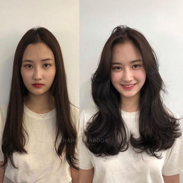 12 màn độ tóc xoăn bồng bềnh đẹp đỉnh cao bạn nên mang ngay ra tiệm làm mẫu để biến hình Tết này - Ảnh 2.