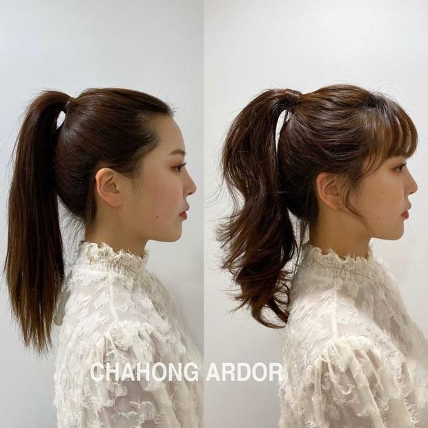 12 màn độ tóc xoăn bồng bềnh đẹp đỉnh cao bạn nên mang ngay ra tiệm làm mẫu để biến hình Tết này - Ảnh 6.
