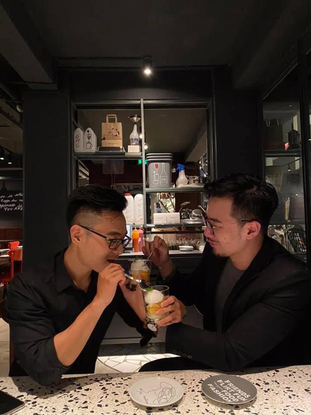Thêm 1 cặp đôi LGBT chính thức hẹn hò sau khi tham gia show mai mối của VJ Dustin Phúc Nguyễn! - Ảnh 3.