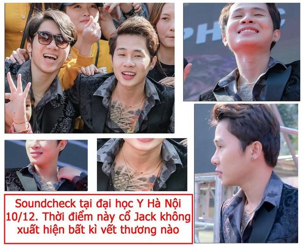 Giữa lùm xùm, fan K-ICM đưa ra bằng chứng bác bỏ thông tin Jack bị hành hung tại Pháp! - Ảnh 4.