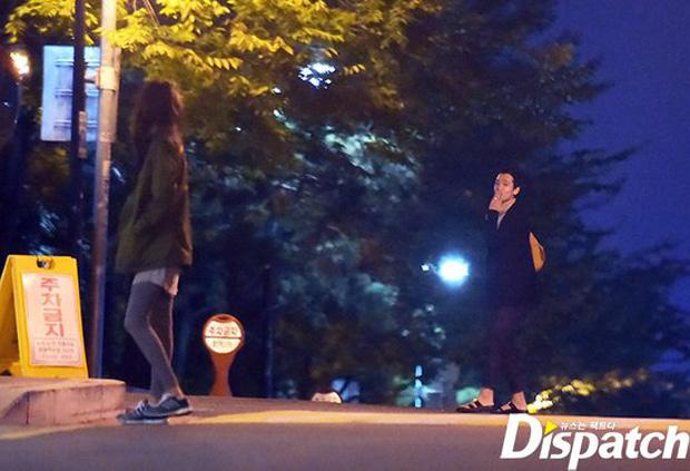 Hiếm cặp đôi nào được như Sooyoung và tài tử Jung Kyung Ho: 8 năm vẫn quá ngọt, còn công khai chọc nhau thế này! - Ảnh 5.