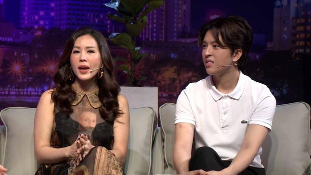 Hồng Vân sợ bị Hoa hậu Thu Hoài gọi bằng cô nếu không quen biết - Ảnh 1.