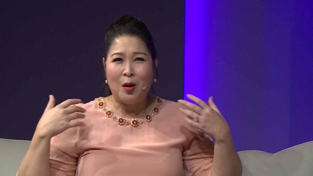 Hồng Vân sợ bị Hoa hậu Thu Hoài gọi bằng cô nếu không quen biết - Ảnh 3.