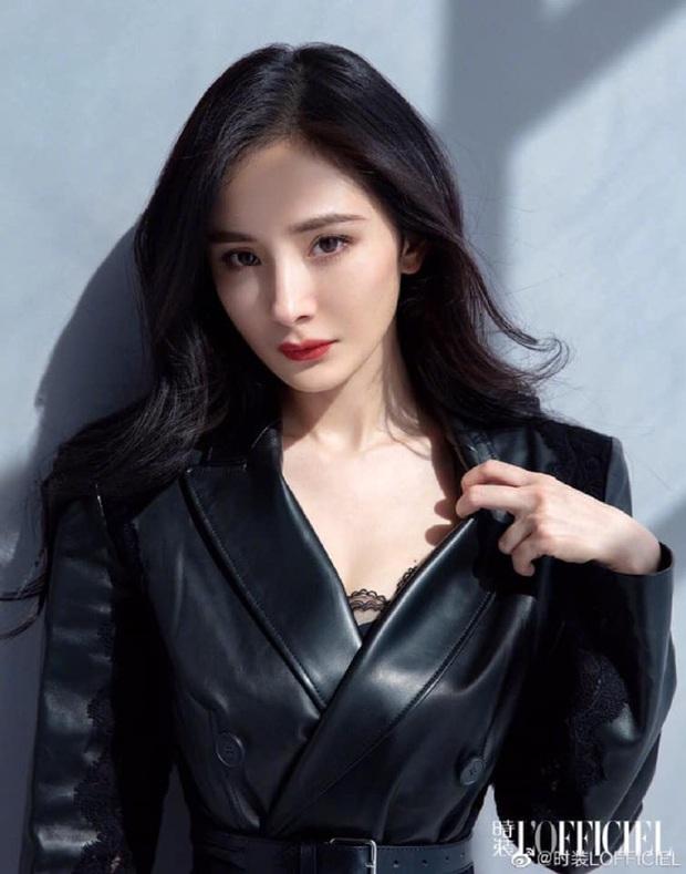 Top mỹ nhân Cbiz được yêu thích nhất Thái Lan: Nhiệt Ba - Dương Mịch tranh nhau No.1, vị trí Angela Baby gây bất ngờ - Ảnh 3.