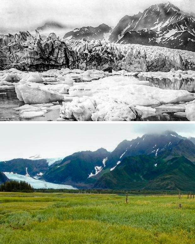 14 hình ảnh chứng minh biến đổi khí hậu là có thật và nó đang xảy ra: Xin đừng nhắm mắt chối bỏ nữa - Ảnh 1.