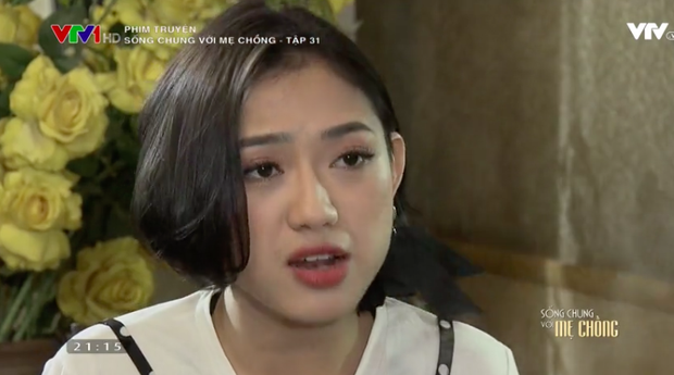 Nhìn Trang Cherry cạo đầu lại nhớ Diệp đanh đá ở Sống Chung Với Mẹ Chồng, đời này khẩu nghiệp không ai qua nổi chị - Ảnh 9.