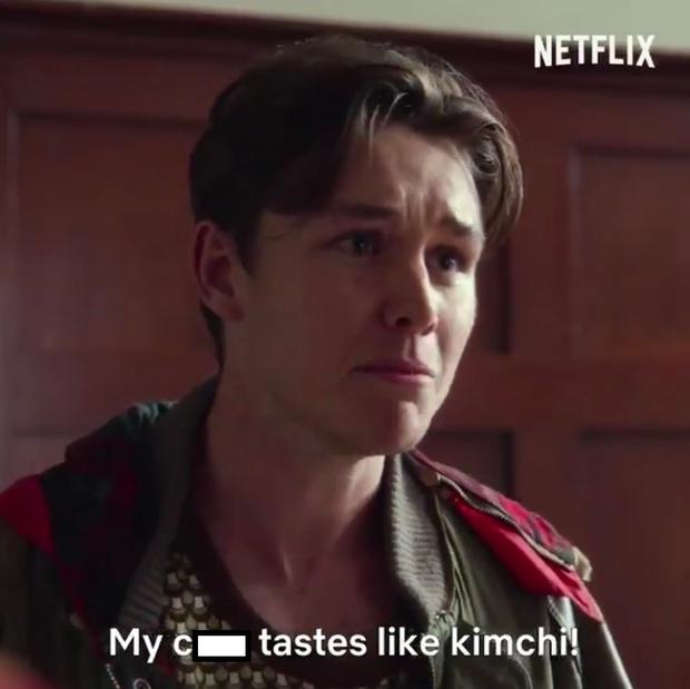 Dân Hàn nổi đóa vì lời thoại nhạy cảm ở Sex Education mùa 2, kêu gọi tẩy chay Netflix vì phân biệt chủng tộc - Ảnh 1.