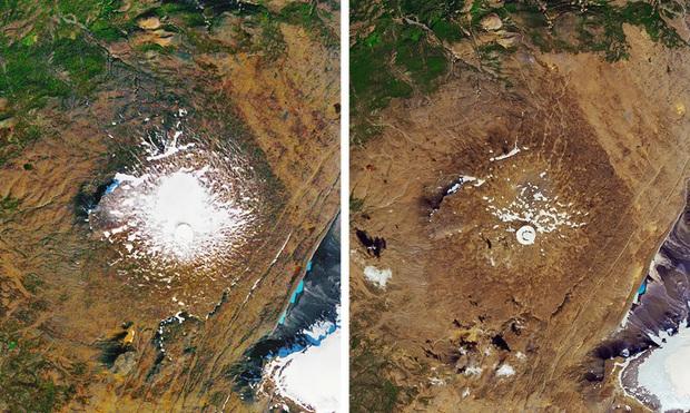 14 hình ảnh chứng minh biến đổi khí hậu là có thật và nó đang xảy ra: Xin đừng nhắm mắt chối bỏ nữa - Ảnh 5.