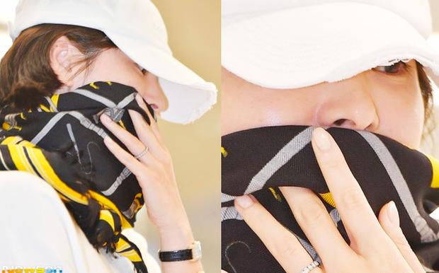 Vẫn biết Song Hye Kyo sở hữu visual đẳng cấp nhất nhì xứ Hàn nhưng cận cảnh làn da của mỹ nhân mới thực sự gây choáng - Ảnh 8.