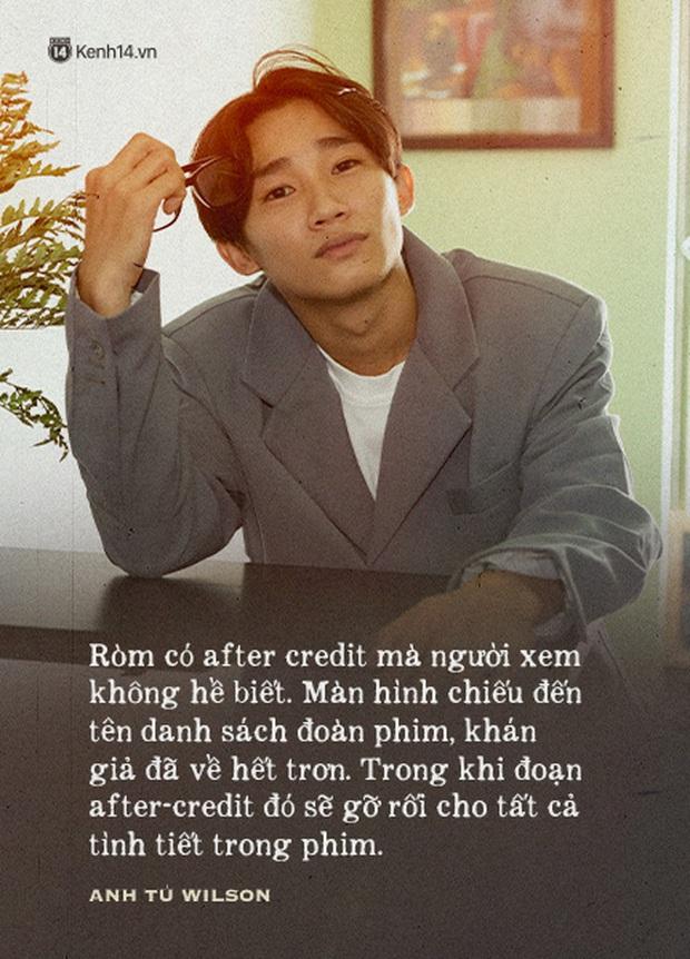 Anh Tú Wilson (Ròm): Ở Busan thằng Phúc không ác bằng ở Việt Nam, còn bản phim chiếu sân nhà có after-credit mà nhiều người không biết! - Ảnh 6.