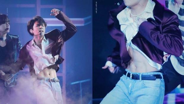 Body em út vàng Jungkook (BTS) đỉnh đến mức nào mà gây náo loạn từ sân khấu xứ Hàn, Billboard đến sóng truyền hình Mỹ? - Ảnh 6.