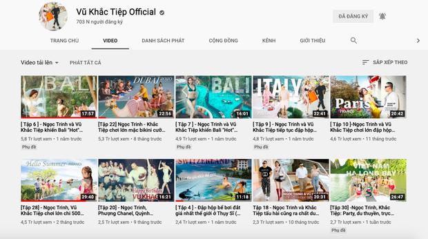 """""""Đại chiến"""" giữa các kênh du lịch - ẩm thực hot nhất Việt Nam: Nhiều cái tên cũ dần """"đuối sức"""", 2 tân binh mới xếp trên cả dàn YouTuber kỳ cựu? - Ảnh 1."""