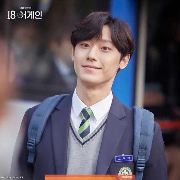 Thủ vai bố trẻ 18 tuổi, tình cũ IU Lee Do Hyun khiến chị em đổ rần rần ở Eighteen Again - Ảnh 1.