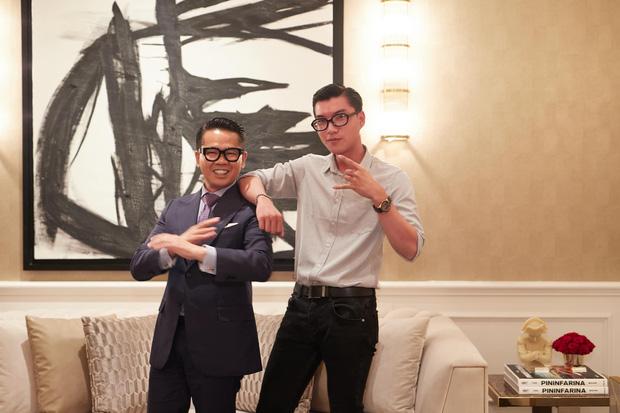 HIEUTHUHAI đưa NTK Quách Thái Công vào bài rap khiến chính chủ thích thú đến mức mời quay hẳn Vlog - Ảnh 3.