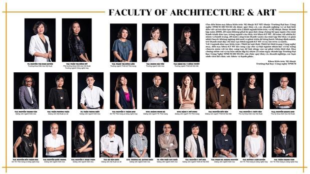 Khoe ảnh profile cả dàn thầy cô giới thiệu khoa, nhan sắc nữ giảng viên đại học nổi tiếng Vbiz Midu chiếm trọn spotlight - Ảnh 2.