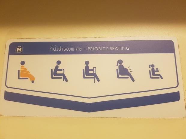 Nên hay không ngồi vào hàng ghế ưu tiên cho người khuyết tật lúc vắng chỗ: Câu chuyện tranh cãi dài bất tận của cả thế giới - Ảnh 5.