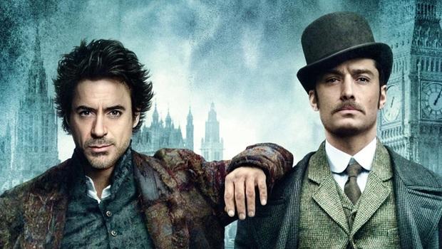 """Góc trùng hợp bất ngờ: """"Tam ca"""" thám tử Sherlock Holmes đều có gốc làm siêu anh hùng! - Ảnh 2."""