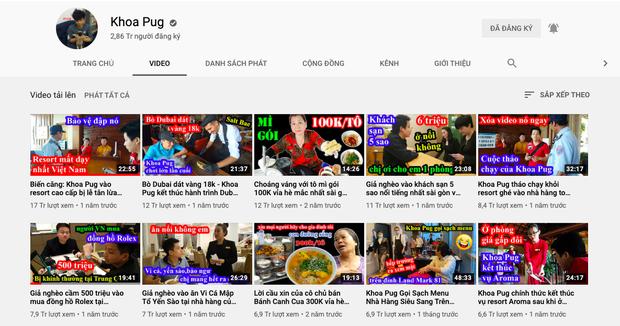 """""""Đại chiến"""" giữa các kênh du lịch - ẩm thực hot nhất Việt Nam: Nhiều cái tên cũ dần """"đuối sức"""", 2 tân binh mới xếp trên cả dàn YouTuber kỳ cựu? - Ảnh 11."""