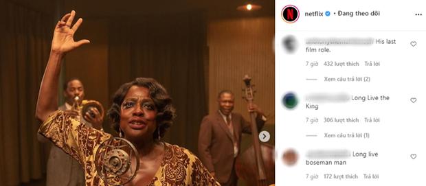 Phim cuối cùng trước khi mất của Báo Đen Chadwick Boseman tung ảnh xúc động, chưa gì đã thấy giật sạch giải bự - Ảnh 4.