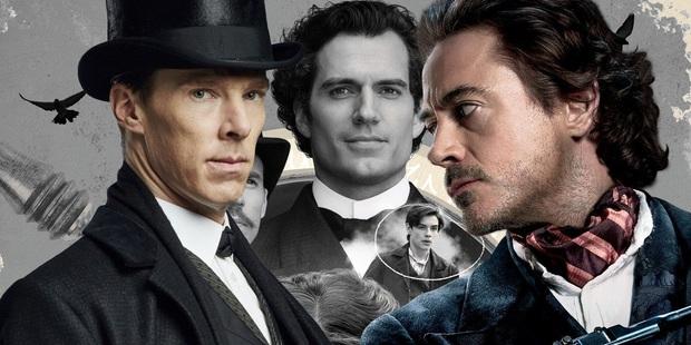 """Góc trùng hợp bất ngờ: """"Tam ca"""" thám tử Sherlock Holmes đều có gốc làm siêu anh hùng! - Ảnh 1."""