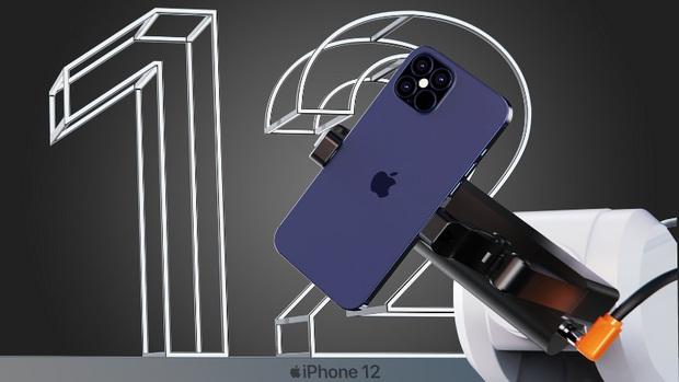iPhone 12 sẽ có 2 màu mới: xanh da trời và hồng? - Ảnh 1.