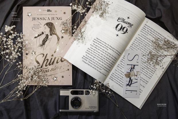 Jessica mượn danh SNSD để bán sách thành công, tự truyện thật ra chẳng có miếng liên quan mà chưa gì đã vội nhá hàng phần 2? - Ảnh 3.