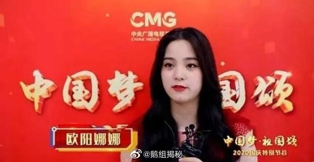 Hàng loạt mỹ nhân lộ khuyết điểm trên sóng CCTV: Angela Baby lão hoá, Dương Tử vòng 2 lớn, thất vọng nhất là Âu Dương Na Na - Ảnh 11.