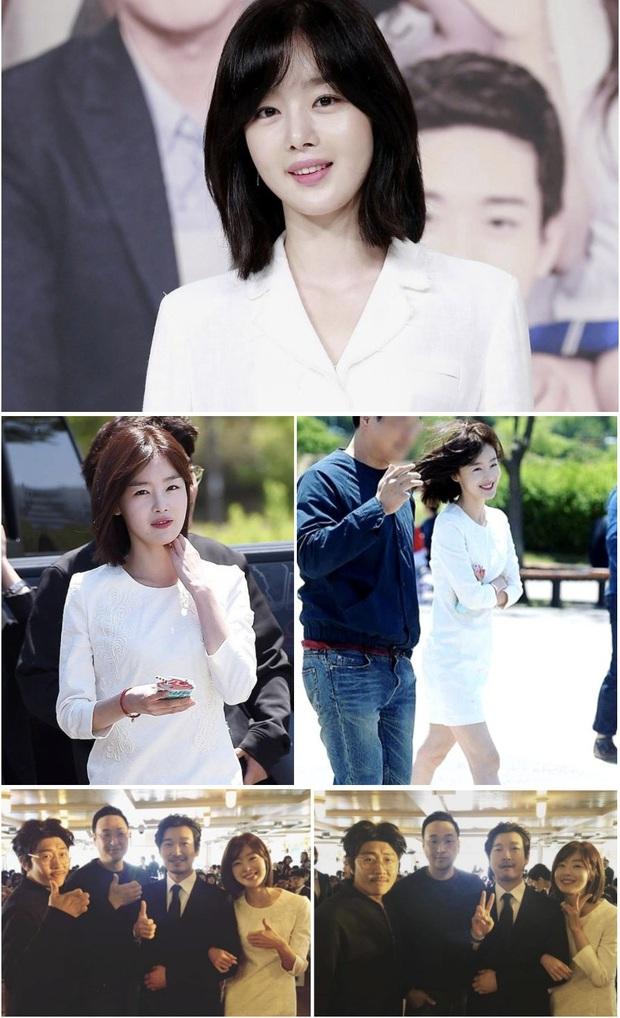 Sao Hàn nhận mưa mắng bão chửi vì diện sai đồ đi ăn cưới: Đồ trắng, đồ chóe, đồ ngắn đều bị ném đá - Ảnh 5.