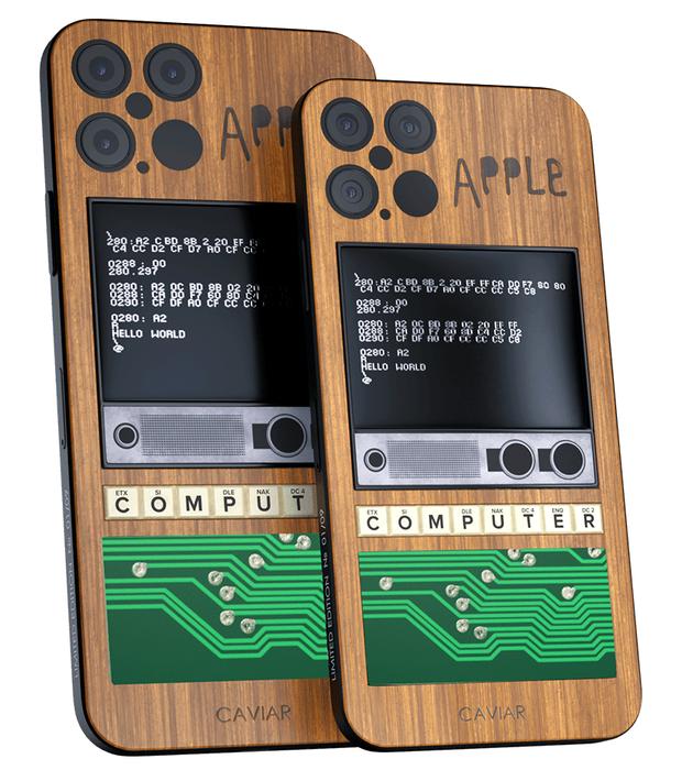 iPhone 12 chưa ra, đã có kẻ mang đi độ lại và hét giá đắt gấp 10 lần - Ảnh 2.