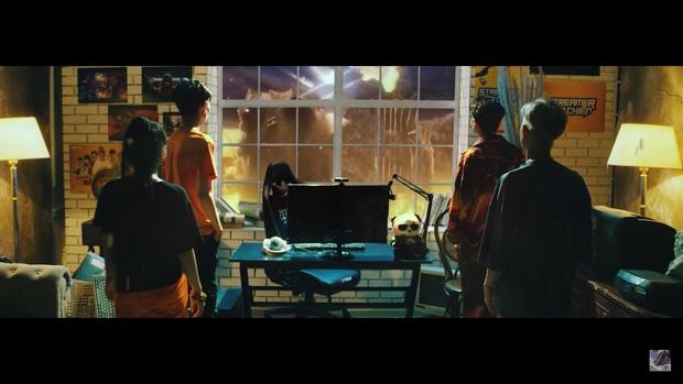 AS Mobile cùng dàn hot streamer phản đòn anti-fan bằng MV Rap cực chất - Ảnh 4.
